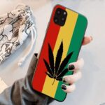 Weed Bob Marley Inspired iPhone 11 (Pro & Pro Max) Cases