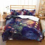 Bloody Kakashi Hatake One Eye Sharingan Bedding Set