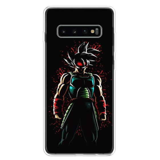 DBZ Bardock Samsung Galaxy S10 (S10 Plus & S10E) Case