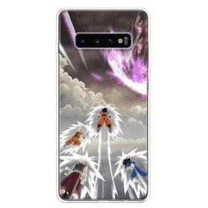 DBZ Fighters Samsung Galaxy S10 (S10 Plus & S10E) Case