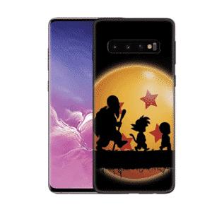 DBZ Four-Star Samsung Galaxy S10 (S10 Plus & S10E) Case