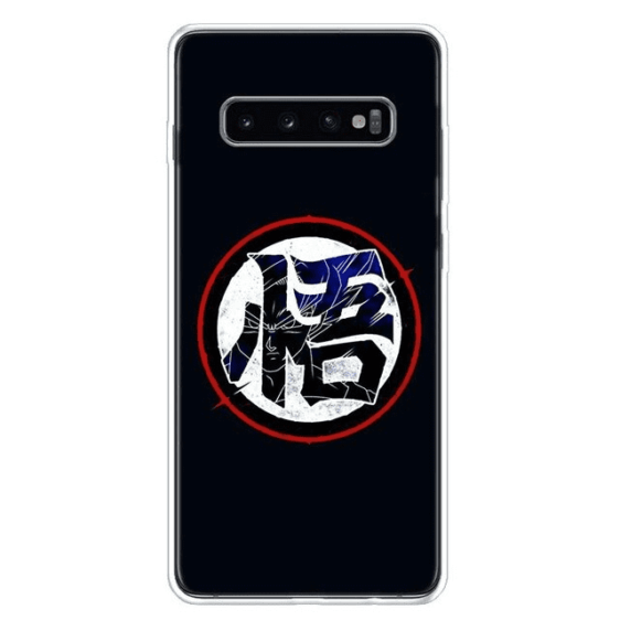 DBZ Kanji Symbol Samsung Galaxy S10 (S10 Plus & S10E) Case