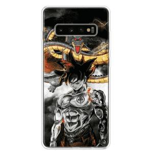 DBZ UI Goku Samsung Galaxy S10 (S10 Plus & S10E) Case