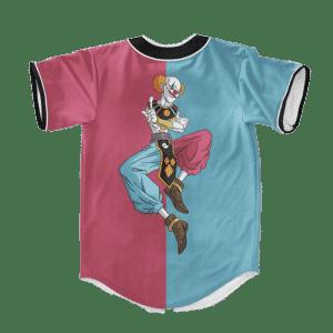Dragon Ball Z Belmod Dope Blue Pink Baseball Jersey