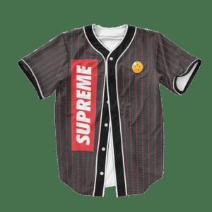 Dragon Ball Z Cute Launch Art Supreme Baseball Jersey