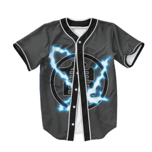 Dragon Ball Z Supreme Cool Goku Art Baseball Jersey