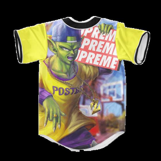 Dragon Ball Z Supreme Postboy Picollo Baseball Jersey