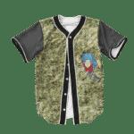 Dragon Ball Z Trunks Pool of Weed Art Baseball Jersey