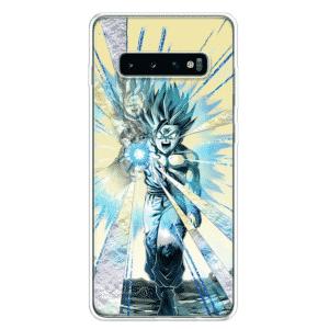 Gohan Enraged Energy Ball Samsung Galaxy S10 Case
