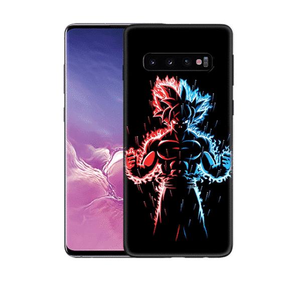 Goku Super Saiyan Samsung Galaxy S10 (S10 Plus & S10E) Case