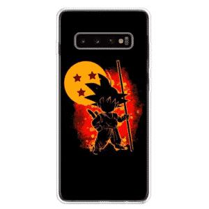 Kid Goku Samsung Galaxy S10 (S10 Plus & S10E) Case