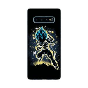 Luminous Aura Vegeta Samsung Galaxy S10 Case