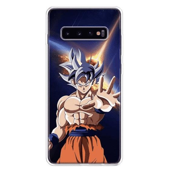 Mastered UI Goku Samsung Galaxy S10 (S10 Plus & S10E) Case