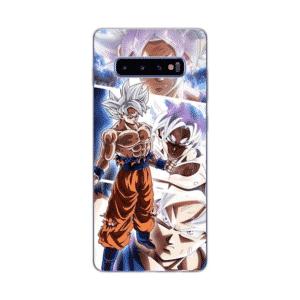Son Goku's Ultra Instinct Form Samsung Galaxy S10 Case