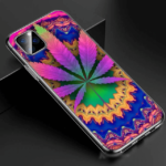 Weed Rangoli Art Inspired iPhone 11 (Pro & Pro Max) Case