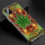 Vibrant Background Weed iPhone 11 (Pro & Pro Max) Case