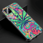 Weed Multicolor Abstract Art iPhone 11 (Pro & Pro Max) Case