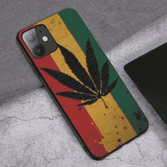 Cheeba Rastafari Inspired iPhone 11 (Pro & Pro Max) Case