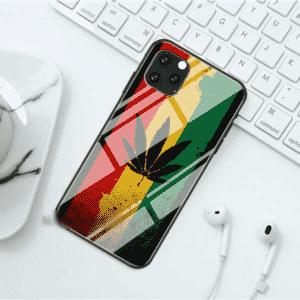 Dank Rasta Inspired iPhone 11 (Pro & Pro Max) Case
