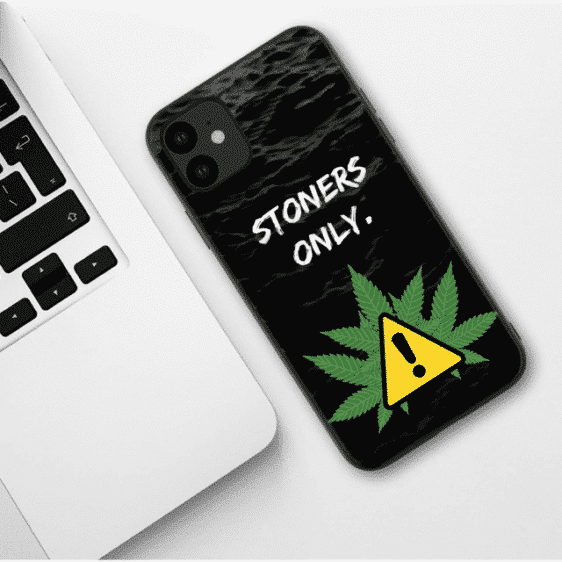 Cool Stoners Only Sign iPhone 11 (Pro & Pro Max) Case