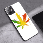 Jelly Hash Color Splash Art iPhone 11 (Pro & Pro Max) Case