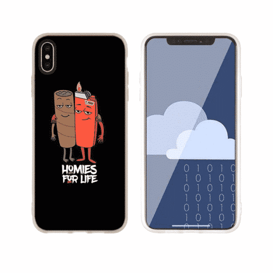 Green Homies For Life iPhone 11 (Pro & Pro Max) Case