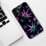 Weed Eye Catching Print iPhone 11 (Pro & Pro Max) Case