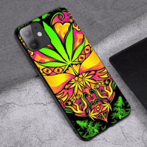 Hash Vibrant Multicolor Art iPhone 11 (Pro & Pro Max) Case