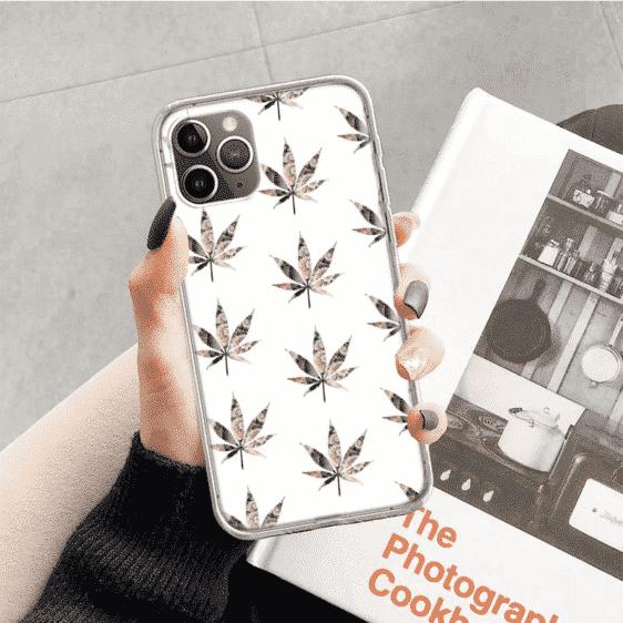 Cannabis Luminescence iPhone 11 (Pro & Pro Max) Case