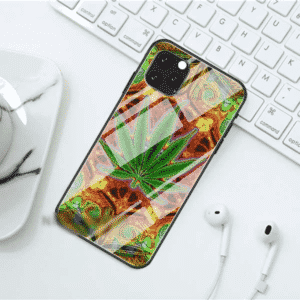 Hippie Lettuce in Vibrant Color iPhone 11 (Pro & Pro Max) Case