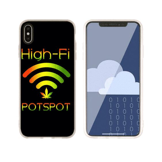 Awesome Hi-Fi Hot Pot iPhone 11 (Pro & Pro Max) Case