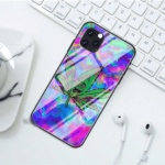 Laughing Grass in Multicolor iPhone 11 (Pro & Pro Max) Case