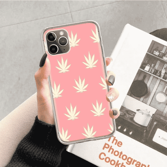 Dank in White and Pink iPhone 11 (Pro & Pro Max) Case