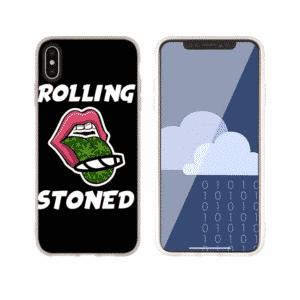Zip Rolling Stoned Pop Art iPhone 11 (Pro & Pro Max) Case