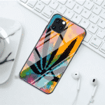 Jelly Hash Colorful Tie Dye iPhone 11 (Pro & Pro Max) Case