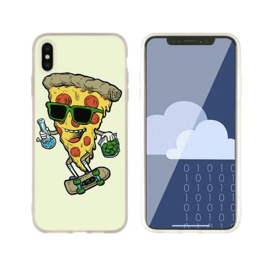 CBD Roller Skating Pizza iPhone 11 (Pro & Pro Max) Case