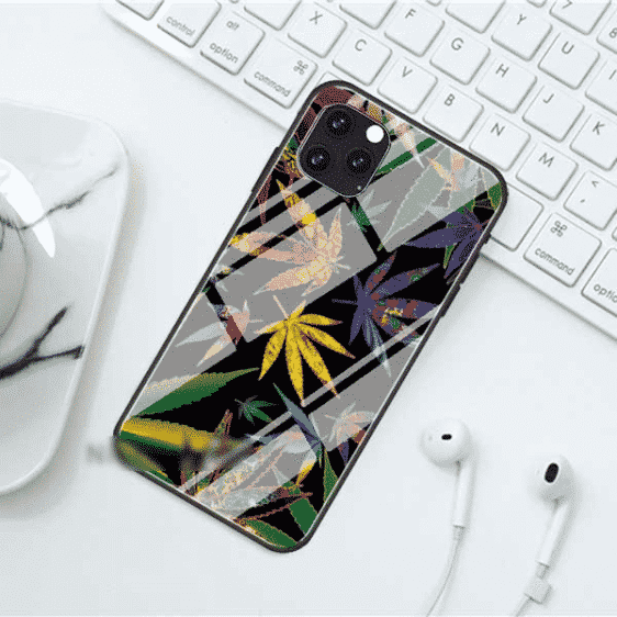 Tea in Psychedelic Shade iPhone 11 (Pro & Pro Max) Case