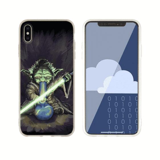 Reefer Yoda High Fan Art iPhone 11 (Pro & Pro Max) Case