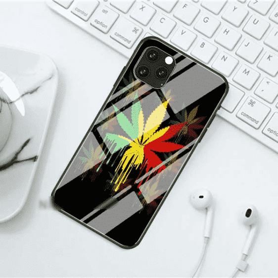 Sess Reggae Color Splash iPhone 11 (Pro & Pro Max) Case