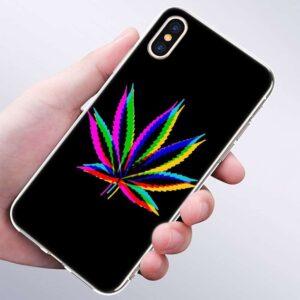 3D Marijuana Leaf Design IPhone 11 (Pro & Pro Max) Cases