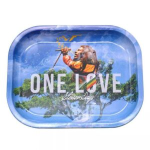 Bob Marley One Love Stoner Days Joints Rolling Tray