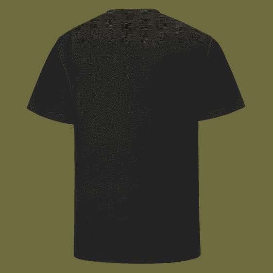 Budweiser Budsmoker Logo King Of Tokes Cool Black T-shirt