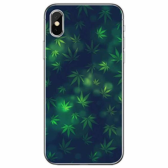 Cannabis Pattern Marijuana Themed IPhone 11 (Pro & Pro Max) Cases