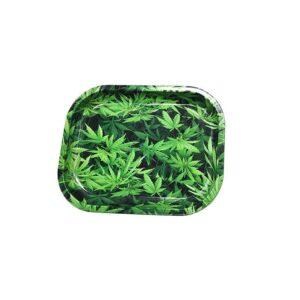 Classic Cannabis plantation Marijuana Rolling Tray