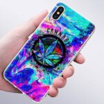 Colorful Cannabis Leaf IPhone 11 (Pro & Pro Max) Cases