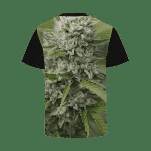 Double OG Cool Real Strain Portrait Cannabis T-Shirt
