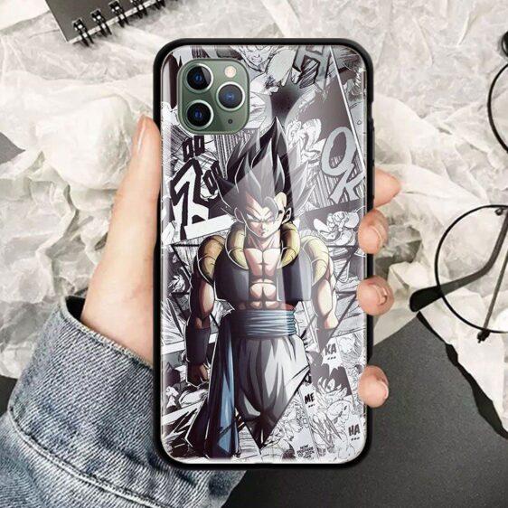 Dragon Ball Fierce Gogeta iPhone 12 (Mini, Pro & Pro Max) Cases