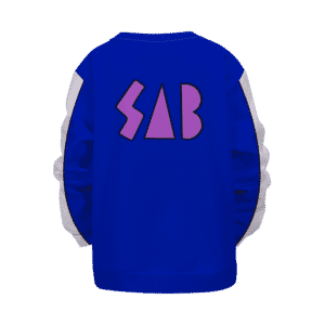 Dragon Ball Goku SAB Jacket Broly Movie Kids Pullover Sweater