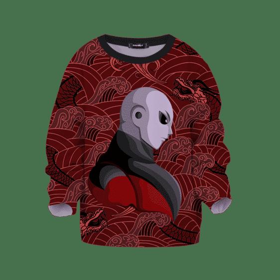 Dragon Ball Jiren Vector Japanese Dragon Red Kids Sweatshirt