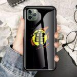 Dragon Ball Master Roshi Symbol iPhone 12 (Mini, Pro & Pro Max) Cases